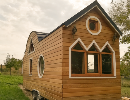 photo d'une tiny house