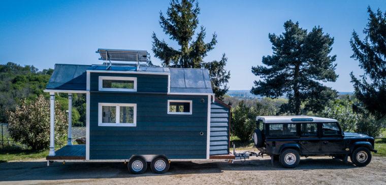 Installation photovoltaïque pour Tiny House