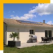 Autoconsommation solaire habitat