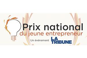 prix national du jeune entrepreneur - un événement La Tribune
