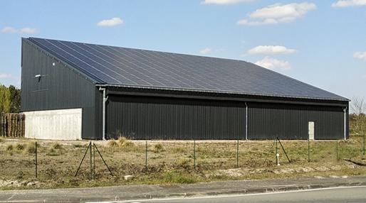 Séchage Thermovoltaïque et valorisation biomasse bois