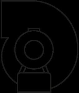 ventilateur LG 90