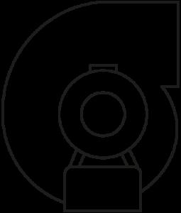 ventilateur RD 90