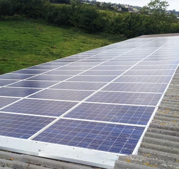 toiture photovoltaïque dans la Manche