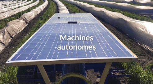 Machines autonomes