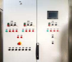 armoire de régulation intelligente