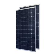 2 panneaux solaires