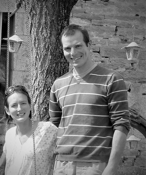 Mme et M. Roussel