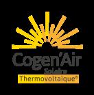 Logo Cogen'Air solaire Thermovoltaïque