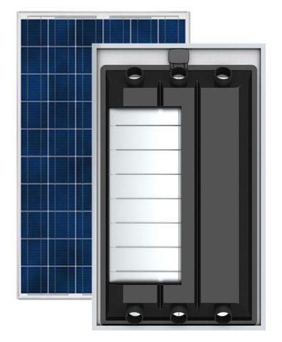 Panneaux solaires Thermovoltaïques Cogen'Air recto vero