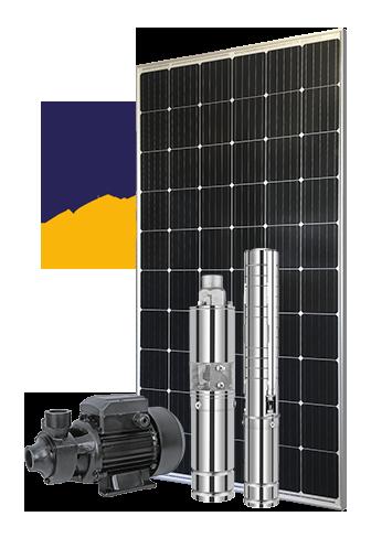 Pompe solaire Sellande